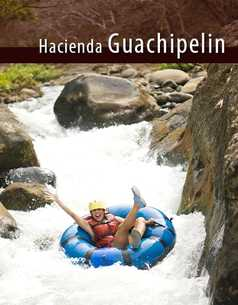 Hacienda Guachipelin Tubing and Canopy Tour