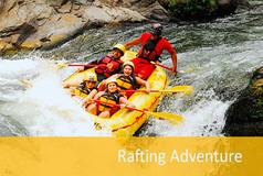 Rafting Adventure in Guanacaste Costa Rica