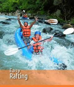 Easy Colorado Rafting